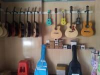 Mua đàn guitar tại Hải Dương dễ dàng, uy tín
