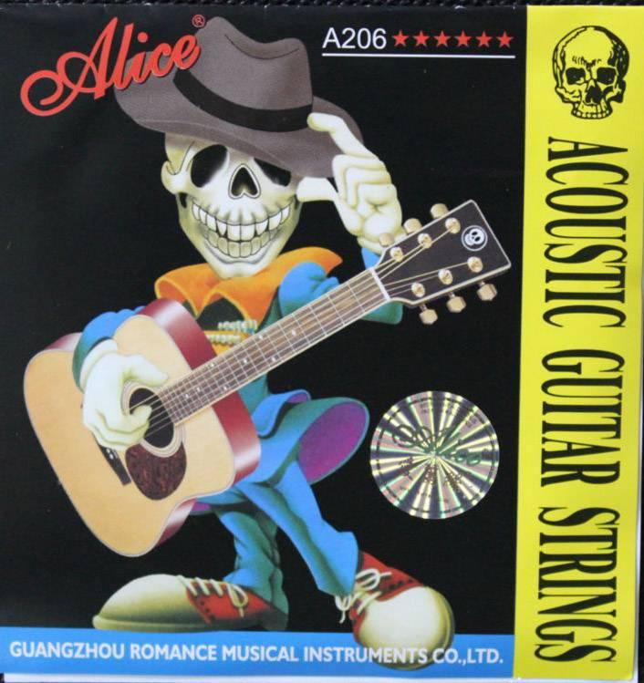 Dây đàn guitar acoustic A206