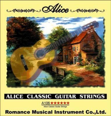 Dây đàn guitar classic A106