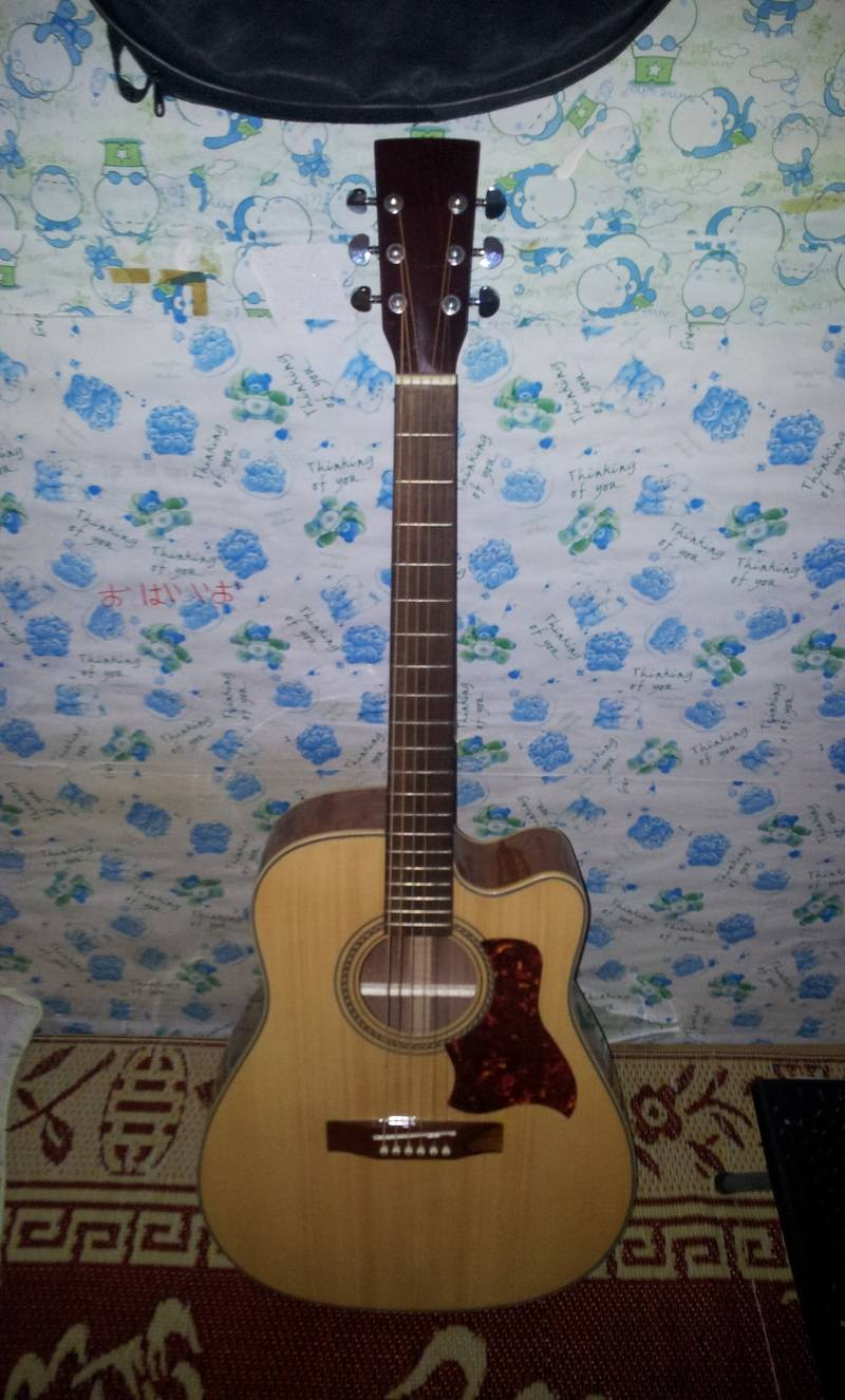 Đàn guitar acoustic second hand G2a