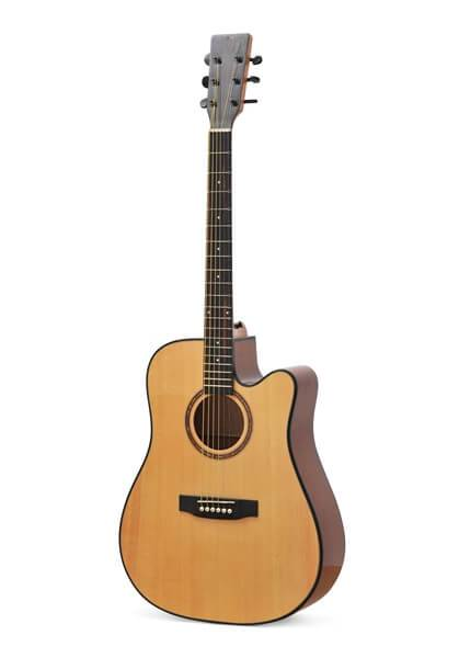 Đàn guitar acoustic GA101