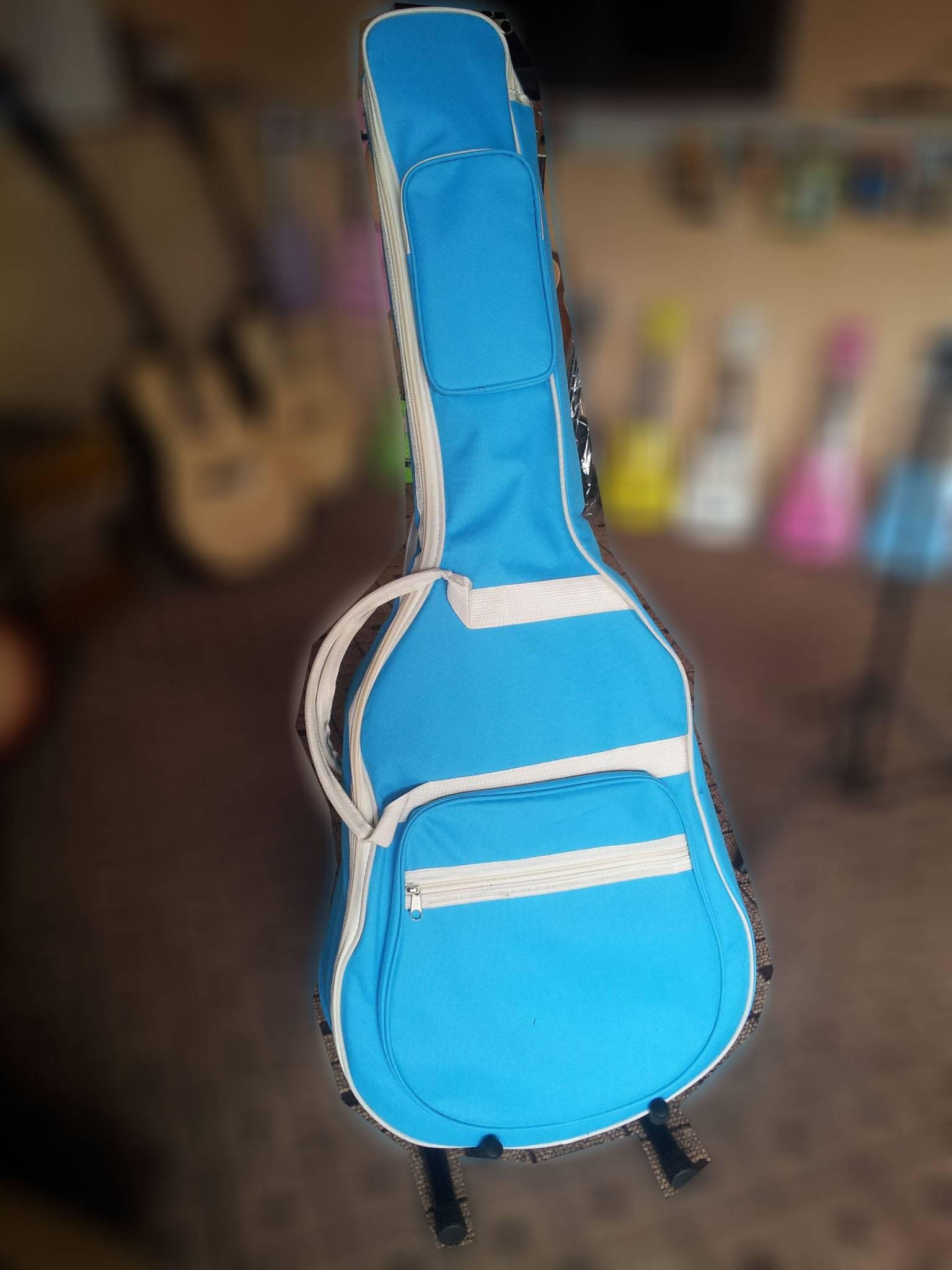 Bao đàn guitar 3 lớp vải dù